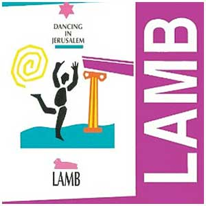 Dancing In Jerusalem (CD) (LAMB)