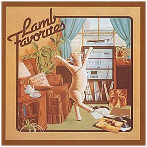 Lamb Favorites (CD) (LAMB)